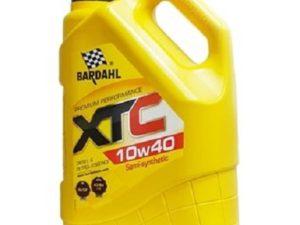 BARDAHL 10w40 XTC 5 L полусинтетическое моторноемасло в Нур-Султане (Астане)