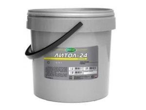 Литол 9.5 кг Водостойкая смазка в Нур-Султане (Астане)