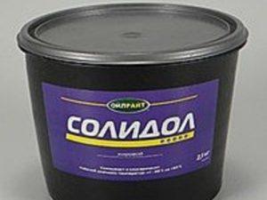 Солидол 2.1 кг ойлрайт Консервационная смазка в Нур-Султане (Астане)