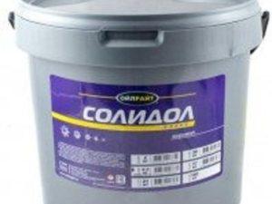 Солидол 9.5 кг ойлрайт Консервационная смазка в Нур-Султане (Астане)