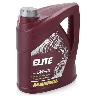 Mannol Elite 5w40 4l