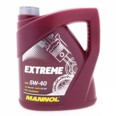 Mannol Extrem 5w40 5l