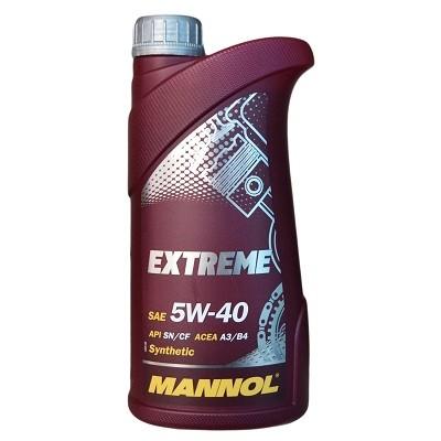 Mannol extreme 5w40 1l