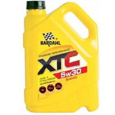 BARDAHL 5w30 XTC 5 l Синтетическое моторное масло в Нур-Султане (Астане)