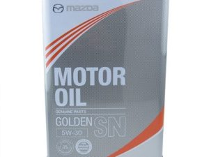 Mazda 5w30 ж.б. 4л Синтетическое моторное масло в Нур-Султане (Астане)