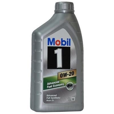 Mobil 0W20 1л Синтетическое моторное масло в Нур-Султане (Астане)