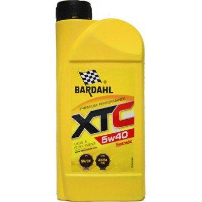 BARDAHL 5W40 XTC 1L Синтетическое моторное масло в Нур-Султане (Астане)