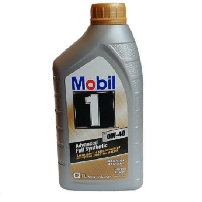 Mobil 0W40 1л.