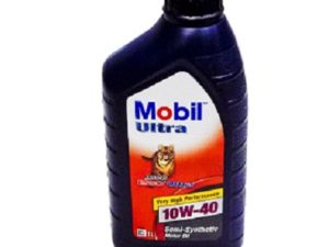 Mobil 10W40 1л Полусинтетическое моторное масло в Нур-Султане (Астане)