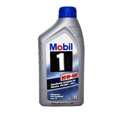 Mobil 10W60 1л Синтетическое моторное масло в Нур-Султане (Астане)