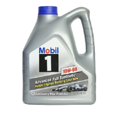 Mobil 10W60 4л Синтетическое моторное масло в Нур-Султане (Астане)