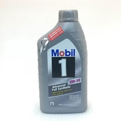 Mobil 5W30 X1 1л Синтетическое моторное масло в Нур-Султане (Астане)