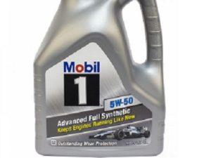 Mobil 5W50 4л.