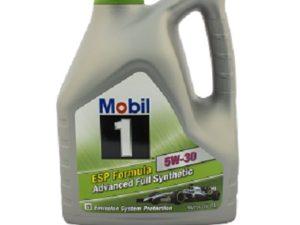 Mobil 5W30 ESP 4л.