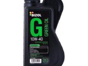 Bizol green 10w40 1l Полусинтетическое моторное масло в Нур-Султане (Астане)