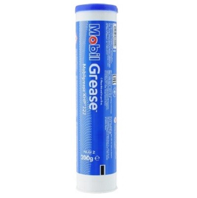 Mobil Grease XHP222 390гр синяя смазка