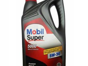 MOBIL SUPER 5000 5W30 5L