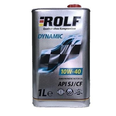 ROLF Dynamic 10W40 SJ/SF 1 L Полусинтетическое моторное масло в Нур-Султане (Астане)
