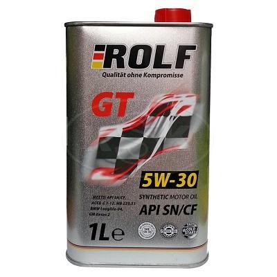 ROLF 5W30 1L Синтетическое моторное масло в Нур-Султане (Астане)