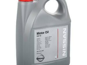 NISSAN 5W40 5л пластик банка Синтетическое моторное масло в Нур-Султане (Астане)