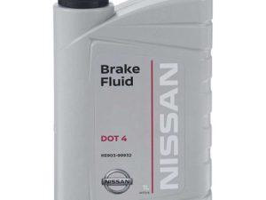 NISSAN DOT-4 1 L Синтетическое моторное масло