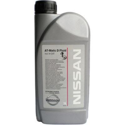 NISSAN MATIC D 1л Трансмиссионные масла в Нур-Султане (Астане)