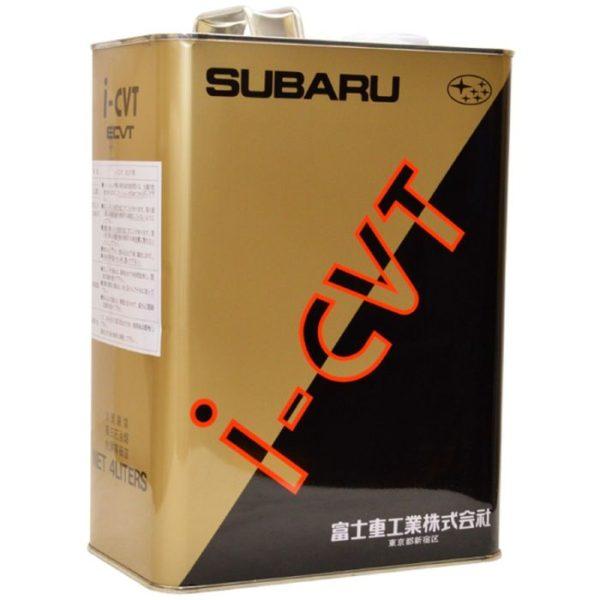 Subaru i-CVT F K0415YA090 4L Трансмиссионные масла в Нур-Султане (Астане)