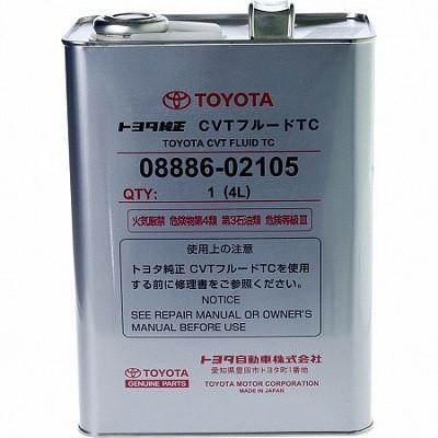 Масло в АКПП TOYOTA CVT TC 4L Трансмиссионное масло в Нур-Султане (Астане)