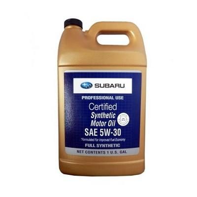 Subaru Synthetic Motor Oil 5w30 3.78l Синтетическое моторное масло в Нур-Султане (Астане)