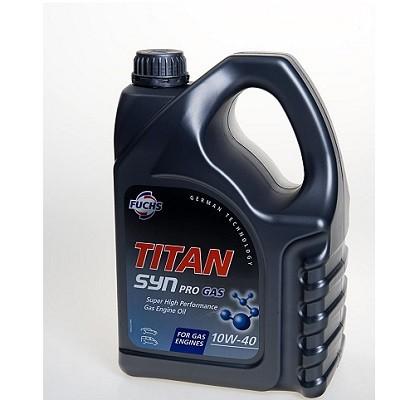TITAN 10W40 PRO GAS 4L Полусинтетическое моторное масло в Нур-Султане (Астане)