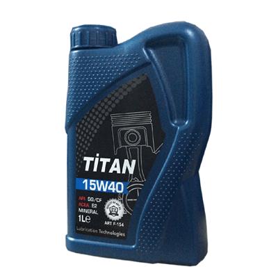 TITAN 15W40 1L Синтетическое моторное масло в Нур-Султане (Астане)