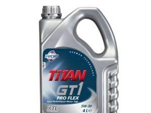 TITAN 5W30 GT1 PRO FLEX 4L Синтетическое моторное масло в Нур-Султане (Астане)