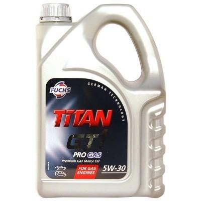 TITAN 5W30 PRO GAS 4L Синтетическое моторное масло в Нур-Султане (Астане)