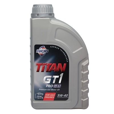 TITAN 5W40 PRO GAS 1L Синтетическое моторное масло в Нур-Султане (Астане)