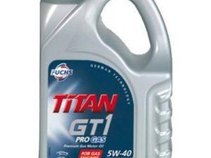 titan 5w40 pro gas 4l Синтетическое моторное масло в Нур-Султане (Астане)