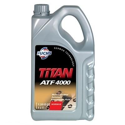 TITAN ATF 3000 5л Минеральное моторное масло в Нур-Султане (Астане)