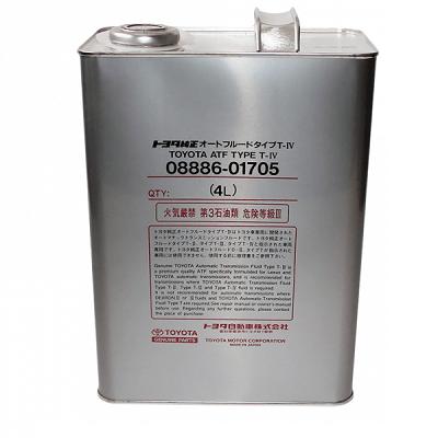 Масло в АКПП TOYOTA T4 0888601705 4L Трансмиссионное масло в Нур-Султане (Астане)