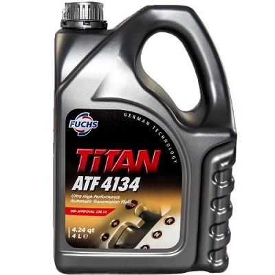 TITAN ATF 4134 4L Трансмиссионное масло в Нур-Султане (Астане)