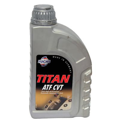 TITAN ATF CVT 1л Трансмиссионное масло в Нур-Султане (Астане)