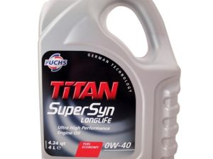 TITAN SUPERSYN LONG LIFE 0W40 4L