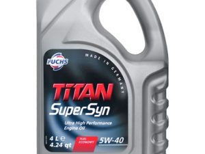 TITAN SuperSyn 5W40 4L