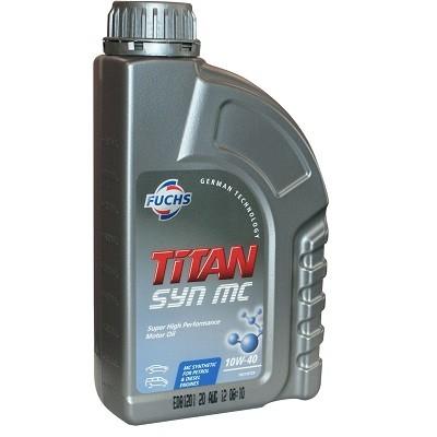 TITAN SYN MC 0W40 1L Синтетическое моторное масло в Нур-Султане (Астане)