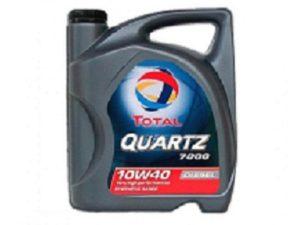 Total 7000 10w40 4л Полусинтетическое моторное масло в Нур-Султане (Астане)
