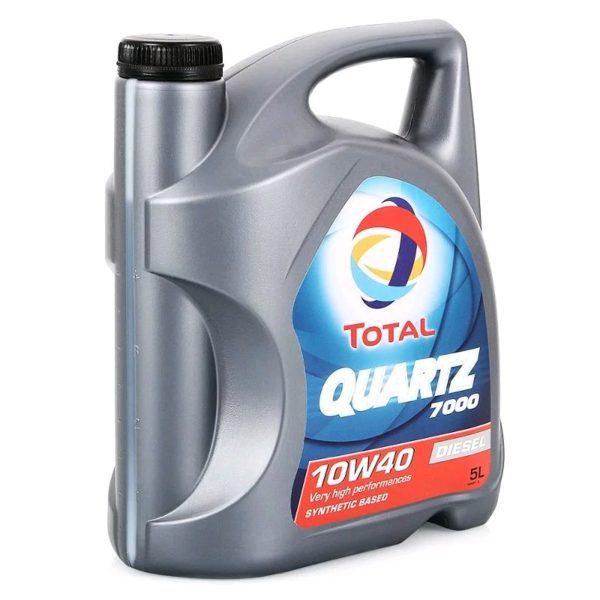 Total 7000 10w40 5л Синтетическое моторное масло в Нур-Султане (Астане)