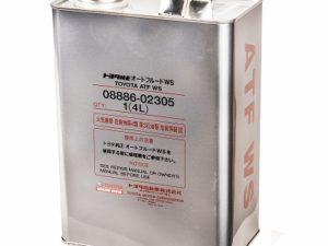 Масло в АКПП TOYOTA WS 0888602305 Трансмиссионное масло в Нур-Султане (Астане)