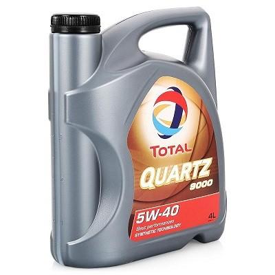 Total 9000 5w40 4л Синтетическое масло в Нур-Султане (Астане)