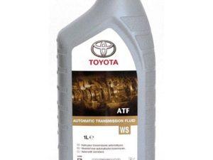 Масло в АКПП TOYOTA WS USA 1L Трансмиссионное масло в Нур-Султане (Астане)