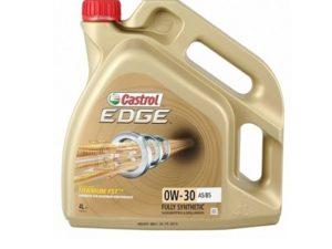 Castrol edge 0w30 4 l