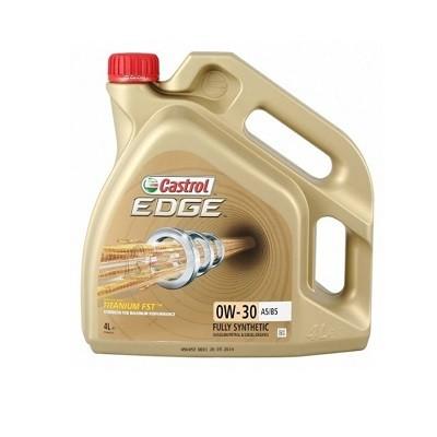Castrol edge 0w30 4 l Синтетическое моторное масло в Нур-Султане (Астане)