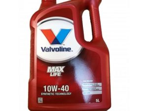 VALVOLINE MAXLIFE 10W40 5L